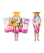 "Franco Kids Bath and Beach Soft Cotton Terry Hooded Towel Wrap, 24"" x 50... - $42.99"