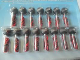 "Atlas  # Rock Island Hobby # RIH511 Peel. Stick. ""n Light 15 Bulbs each 11"" wire image 1"