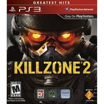 Refurbished Killzone 2 PlayStation 3 With Manual and Case - $7.89