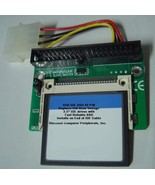"4GB SSD Replace Vintage 3.5"" IDE Drives with this 40 PIN IDE SSD Card & ... - $24.95"