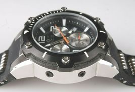 Invicta Men's Speedway 22235 Black & Stainless Steel Chronograph Watch NWOT image 5