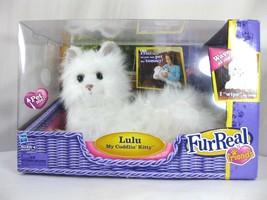 FurReal Friends Lulu My Cuddlin Kitty Cat *NOT WORKING/PARTS/REPAIR, NO ... - $29.98