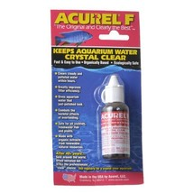 Acurel F Aquarium Clarifier in Water Conditioner 25 ML or 50 ML