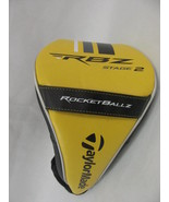 Taylormade RBZ Stage 2 Golf Club Driver Cover Yellow Black - $15.30