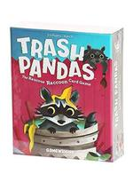 Gamewright  Trash Pandas - The Raucous Raccoon Card Game - 252 - $8.57
