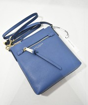NWT MARC By Marc Jacobs M0010062 Shoulder/Crossbody Bag in Vintage Blue - $199.00