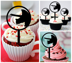 Ca364 Decorations cupcake toppers dinosaur planet Package : 10 pcs - $10.00