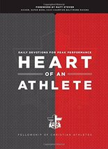 Heart of an Athlete: Daily Devotions for Peak Performance Fellowship of ... - $11.87