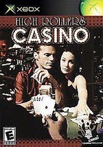 High Rollers Casino (Microsoft Original Xbox, 2004) - $0.94