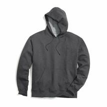 Champion Men's Powerblend Fleece Pullover Hoodie - Granite Heather - Size: L - $28.49