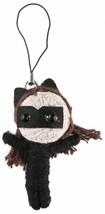 "DC Comics 2.5"" Catwoman String Doll Keychain Voodoo Phone Charm Figure NIB"