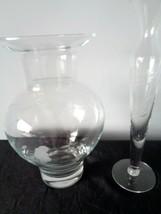 Set of 2 Vintage Princess House Heritage Vases - $14.99