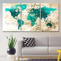 """Original by BoxColors LARGE 30""""x 60"""" 3 panels 30x20 Ea Art Canvas Print ... - $98.00"""
