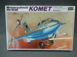 Hasegawa 1/32 Messerschmitt Me-163B Komet Rocket Fighter WWII Kit #S4X - $28.04