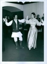 Kungapar's international trip to Yugoslavia - Vintage photo - $16.61