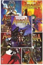 Antarctic Press Warrior Nun Areala Rituals Book II Lot Issues #1-5 Netflix - $14.95
