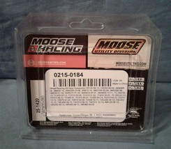 Moose Racing MX Rear Wheel Bearing Kit Husqvarna CR SM SMR TC TE TX WR 0215-0184