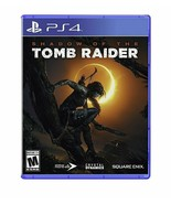 NEW SEALED Shadow of the Tomb Raider Playstation 4 PS4 Video Game - $17.81
