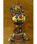 Boyds Bears Jester Q. Funnybones...Laugh Often Retired 370054 - $17.99