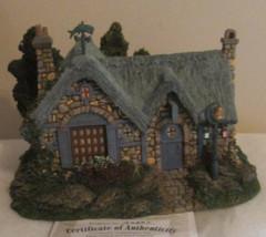 "Hawthorne Village Thomas Kinkade ""SEASIDE BAIT SHOP"" Lighted  COA   NIB - $36.83"