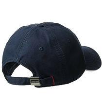 Tommy Hilfiger Men's Branding Logo Patch Hat Strap Back Baseball Cap 6941828 image 3