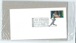 2012 FDC JOE DiMAGGIO  Forever Stamp Post Office Sealed - $1.50