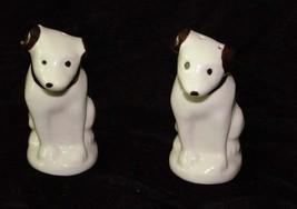 RCA Victor Nipper Salt & Pepper Shakers Vintage dog - $33.99