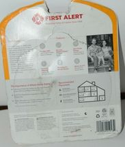First Alert P1210E Smoke Alarm Lithium Powercell White New in Package image 3