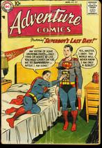 ADVENTURE COMICS #251-DC-SUPERBOY-ROBOT CVR G - $35.31