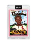 Topps PROJECT 2020 Baseball Card 124 - 1959 Bob Gibson by King Saladeen - $34.64