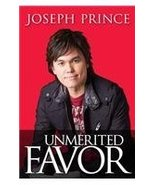 Prince Joseph Unmerited Favor - $9.79
