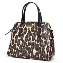 Kate Spade Cedar Street LEOPARD MAISE SATCHEL BAG PURSE PXRU5129 RARE! - $197.99