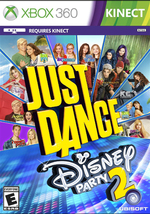 JUST DANCE DISNEY PARTY 2  - Xbox 360 - (Brand New) - $31.12
