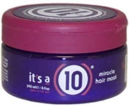 Unisex It's A 10 Miracle Hair Mask Hair Mask 8 oz 1 pcs sku# 1759923MA - $78.26