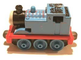 2013 Mattel Thomas & Friends Gullane Blue Thomas the Tank Engine Toy Train - $9.95