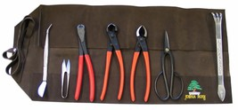 BONSAI TOOL, AUTHENTIC JAPANESE BONSAI TOOL KIT ( ADVANCED) - $373.07