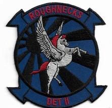 Us Navy Roughnecks Det Ii Patch - $11.87