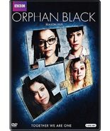 Orphan Black The Complete Season 5 Five 3-Disc DVD Set Brand New 2017 - $19.50
