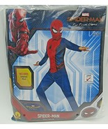 Rubie's Costume Marvel Spider-Man Homecoming Child's Costume  Large 8 t0 10 - $15.84