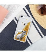 Pitbull puppy Dog Liquid Glitter Phone Case - $23.95