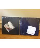 2 Creative Memories 12x12 FLEX-HINGE Album Cover Set No Pages Blue ISO18... - $48.95