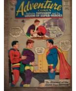 "SILVER AGE 1964 ADVENTURE COMICS #320 ""REVENGE OF KNAVE FROM KRYPTON"" SU... - $5.93"