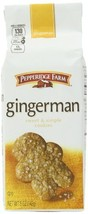 Pepperidge Farm Gingermen Cookies, 5-ounce (pack of 4) - $31.42