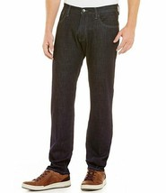Armani Exchange Relaxed Straight Ample Droite Jeans, 32S/C - $49.49