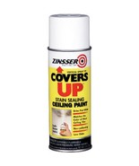 Zinnser 03688 Covers Up Stain Sealing Ceiling Paint, White - $6.49
