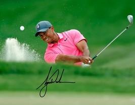 Tiger Woods Signed Photo 8X10 Rp Autographed Valspar Golf Championship - $19.99