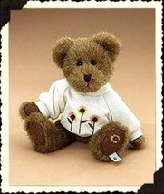 "Boyds Bears ""B. E. BEARYBLOOM"" #904502 - 10"" PLUSH BEAR -NEW -2006 -RETIRED - $32.99"