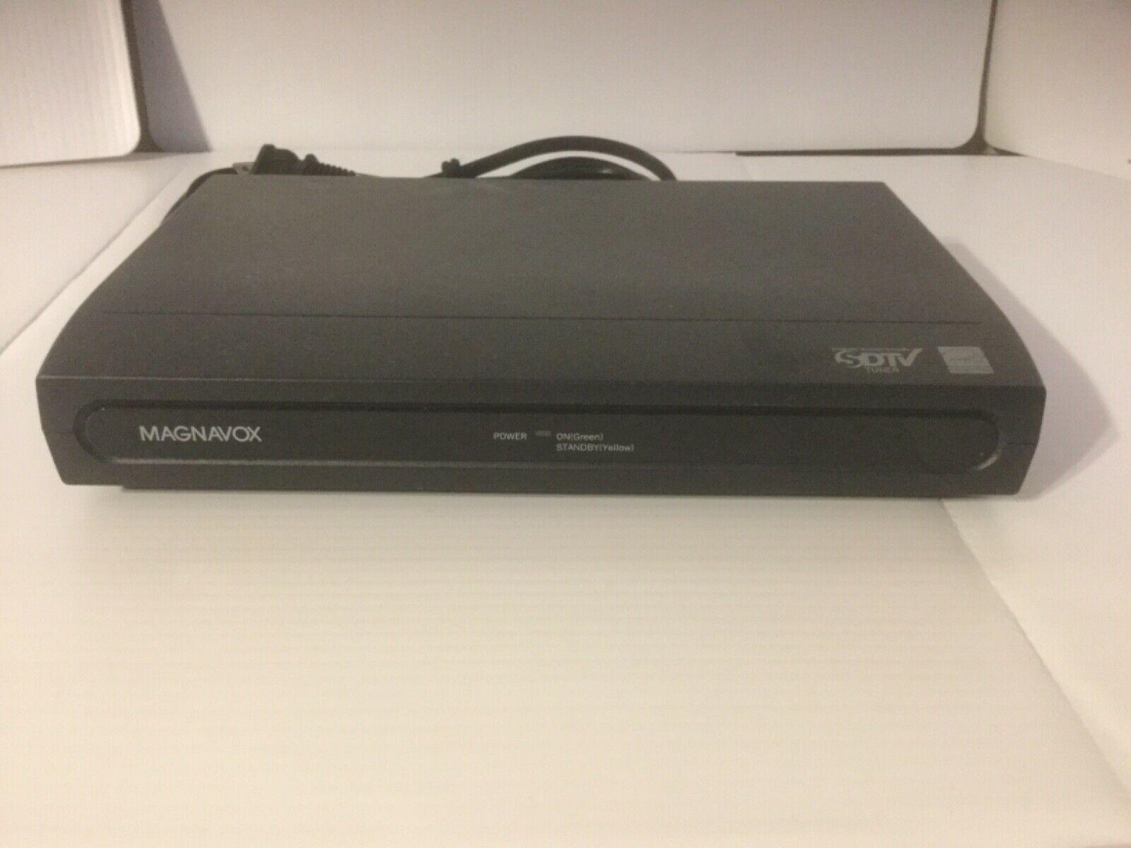 New MAGNAVOX DTV Digital to Analog Converter Model TB110MW9A