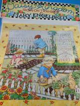 Daisy Kingdom Iron On Transfer Mary Engelbreit Boy Bunny 6524 - $7.42