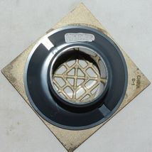 Sioux Chief Shower Pan Drain Cast Metal Ring And Strainer 821-200PNQ image 4